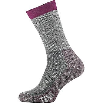 Teko Womens Merino Wool Hiking Socks Medium Cushion