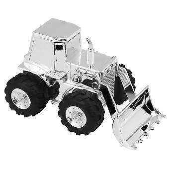 Orton West Digger Truck Money Box - Silver