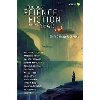 The Best Science Fiction of the Year - Volume Three by Neil Clarke - 9