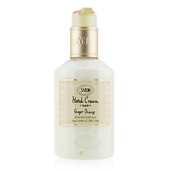 Sabon Hand Cream - Ginger Orange - 200ml/7oz