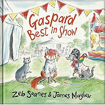 Gaspard - Best in Show by Zeb Soanes - 9781912654673 Book