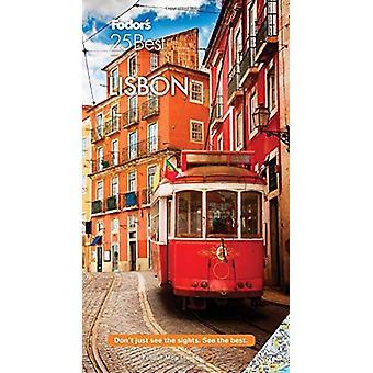Fodor's Lisbon 25 Best by Fodor's Travel Guides - 9781640972186 Book
