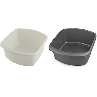 Whitefurze Large Rectangular Bowl