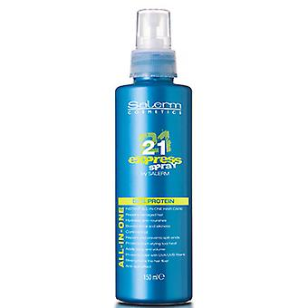 Salerm 21 Express 150 ml (Health & Beauty , Personal Care , Cosmetics , Cosmetic Sets)