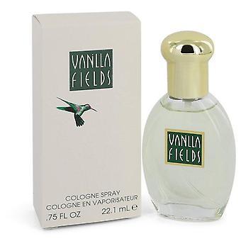 Vanilla Fields Cologne Spray By Coty 0.75 oz Cologne Spray