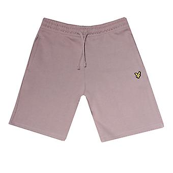 Boy's Lyle and Scott Infant Classic Sweat Shorts em Cinza