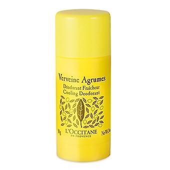 Verveine de l ' Occitane Agrumes enfriamiento desodorante 1.7oz / 50ml