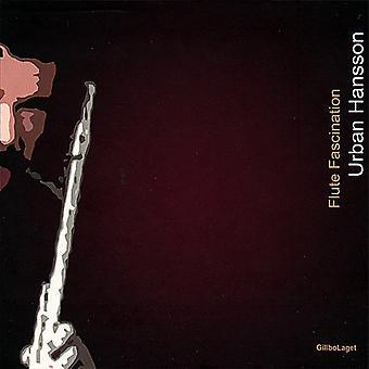 Urbano Hansson - flauto fascino [CD] USA importare