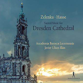 Sacred Music Dresden Cathedral [CD] USA import