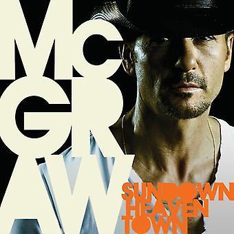 Tim McGraw - Sundown Heaven Town [CD] USA import