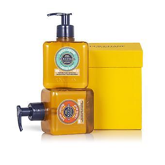 L'Occitane Citrus & Rosmary Handwash Duo