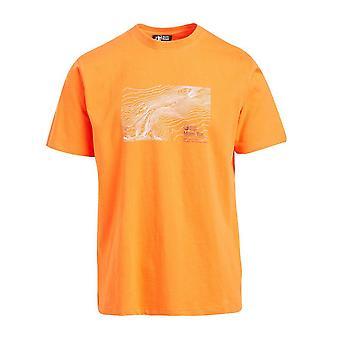 North Ridge Men's Mamtor Kurzarm T-Shirt Orange