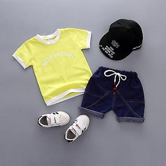Baby Boys T Shirt And Shorts Summer Clothes, Best Ressen