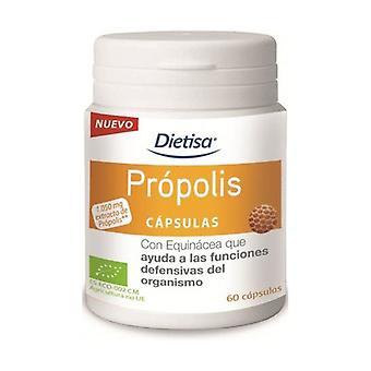 Propolis Bio 60 kapselia