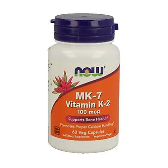 Vitamin K-2 60 capsules of 100mg