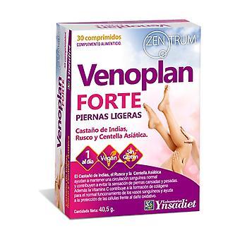 Venoplan Forte 30 tabletten