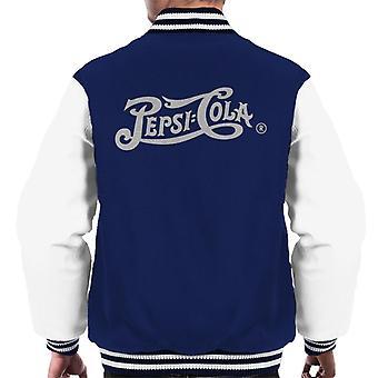 Pepsi Cola 1940s retro Bright tekst mannen Varsity Jacket
