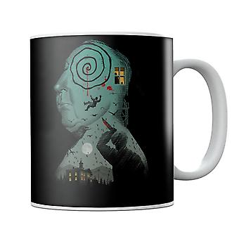 Master Of Suspense Alfred Hitchcock Mug