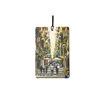 Naples - Italie Car Air Freshener