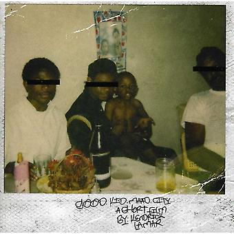 Kendrick Lamar - bra Kid M.a.a.D City [CD] USA import
