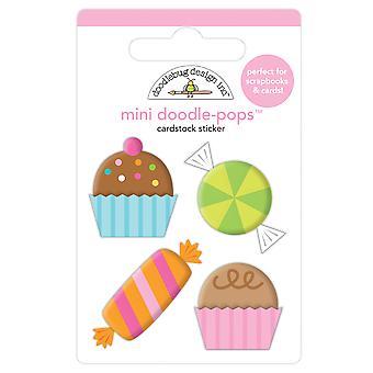 Doodlebug Design Makea juhla Mini Doodle-Pops