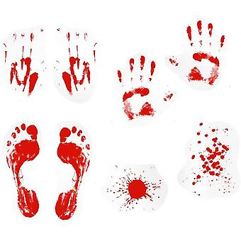Gift Republic Blood Bath Sticker Pack 8 Stickers Horror