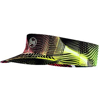 Buff Unisex Reflective Grace Packable Running Adjustable Visor Cap Hat - Multi