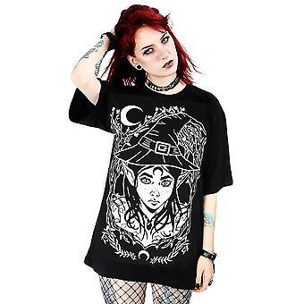 Resty - elf heks - womens t-shirt