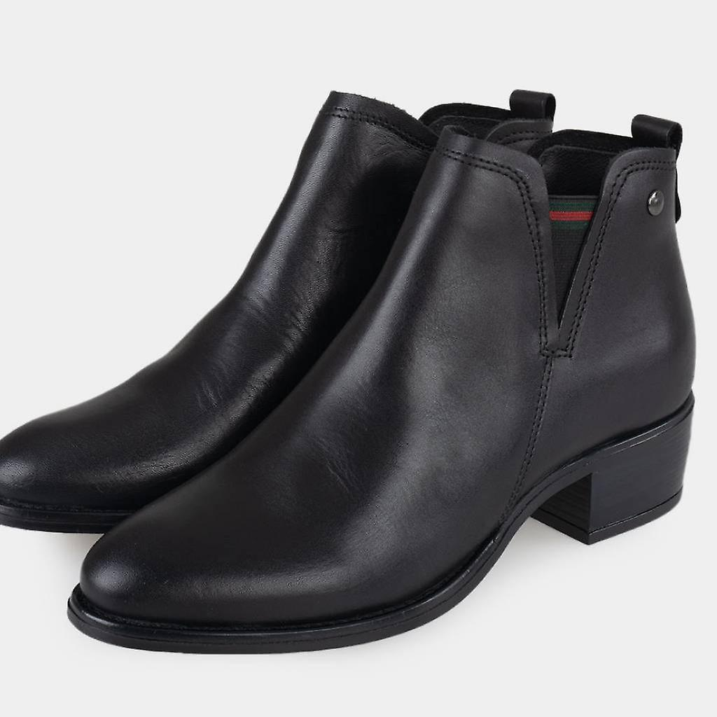 Zian Booties 18185_36 Black Color