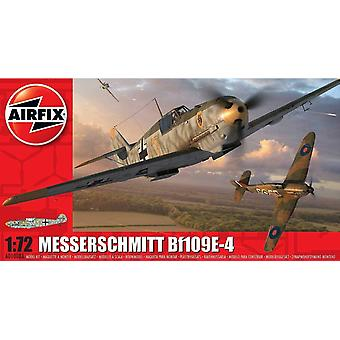 Airfix A01008 Messerschmitt Bf109E 1:72 Scale Seria 1 Kit model plastic