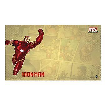 Marvel Champions Iron Man Pelimatto