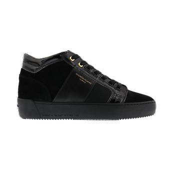 Android Homme Propulsion Mid Black Patent Czarny but AH403
