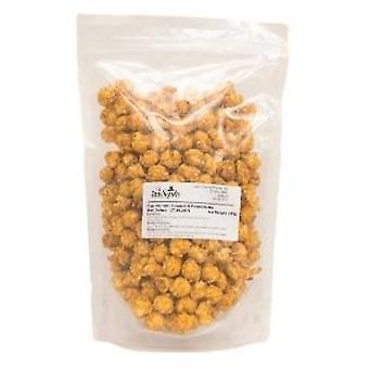 Vegan Gezouten Caramel Popcorn
