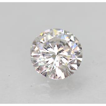 Zertifiziert 0.51 Karat D VS2 Round Brilliant Enhanced Natural Loose Diamond 5.14mm