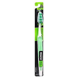 Reach REACH Advanced Design Toothbrush Firm Full Head, 1 Each
