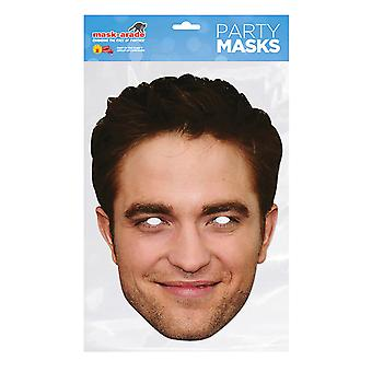 Mask-arade Robert Pattinson Face Mask
