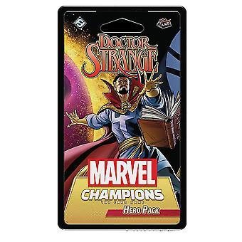Marvel Champions Living Card Game Dr. Strange Hero Pack