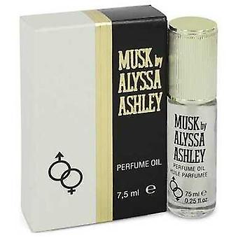 Alyssa Ashley Musk By Houbigant Oil .25 Oz (women) V728-436921