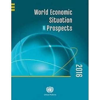 Maailman taloudellinen tilanne ja tulevaisuudennäkymät: 2016
