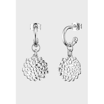 Kalevala Earrings Women's Thrill Silver 2670050T