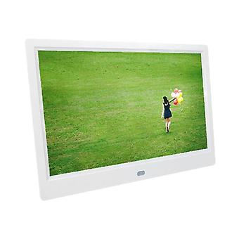 Screen Led Backlight, Hd, Digital Photo Frame, Electronic Album Picture, Music,
