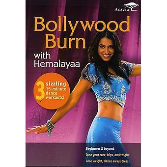 Bollywood Burn [DVD] USA import