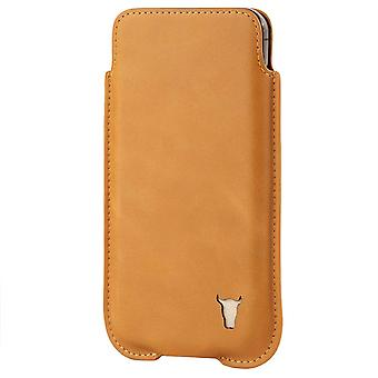 TORRO Sleeve Case Compatible With Apple iPhone 12 Pro Max - Quality, Genuine Leather Pouch Cover