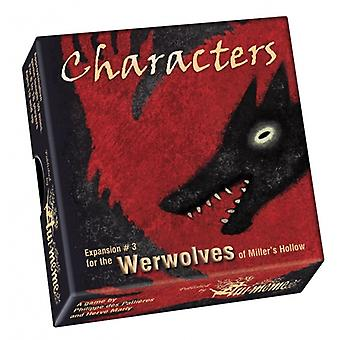 Werewolves of Millers Hollow Character Expansion