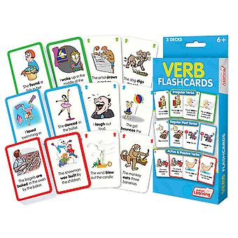 Verb Flash Cards