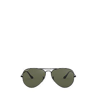 Ray-Ban RB3025 black unisex sunglasses