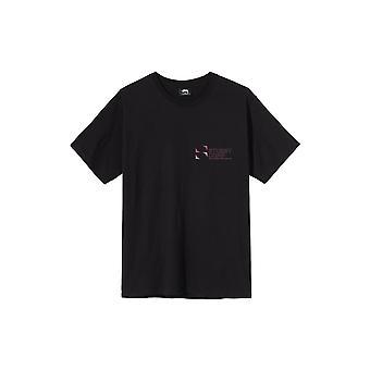 Stussy S Square S/S T-Shirt Black - Clothing
