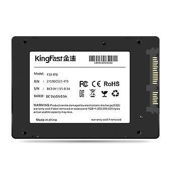 Ssd Sata3 2,5 tuuman SSD-aseman kiintolevy kannettavalle tietokoneelle