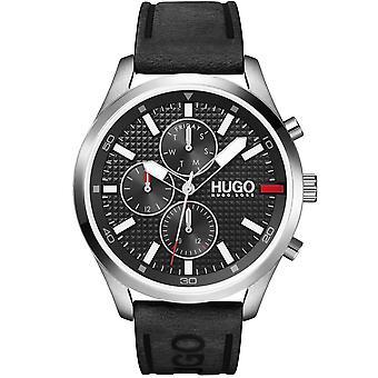 HUGO Hugo 1530161 Chase Black Mens Watch