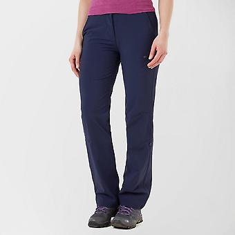 Peter Storm Women's Hike Roll-Up Trousers Blue